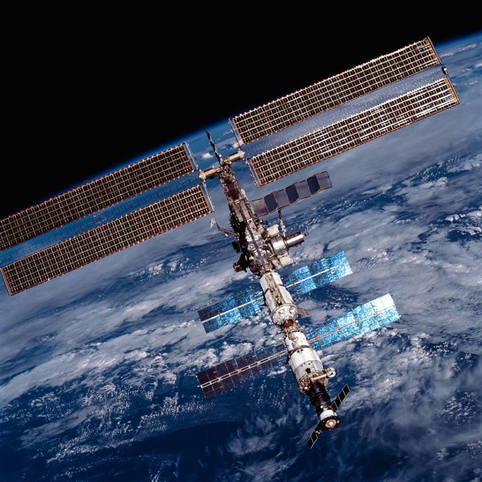 SSTV von der ISS am 04. und 05. August 2020 empfangen