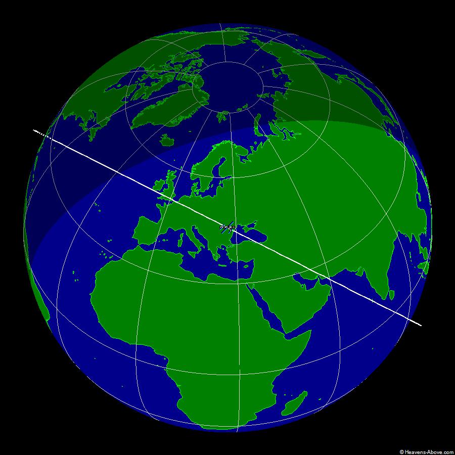 ISS Schulkontakt am 04.Nov.2016