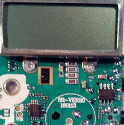 Retevis RT5 Inside