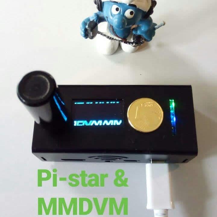 JUMBO SPOT oder MMDVM Hotspot mit Raspberry Pi und Pi-Star