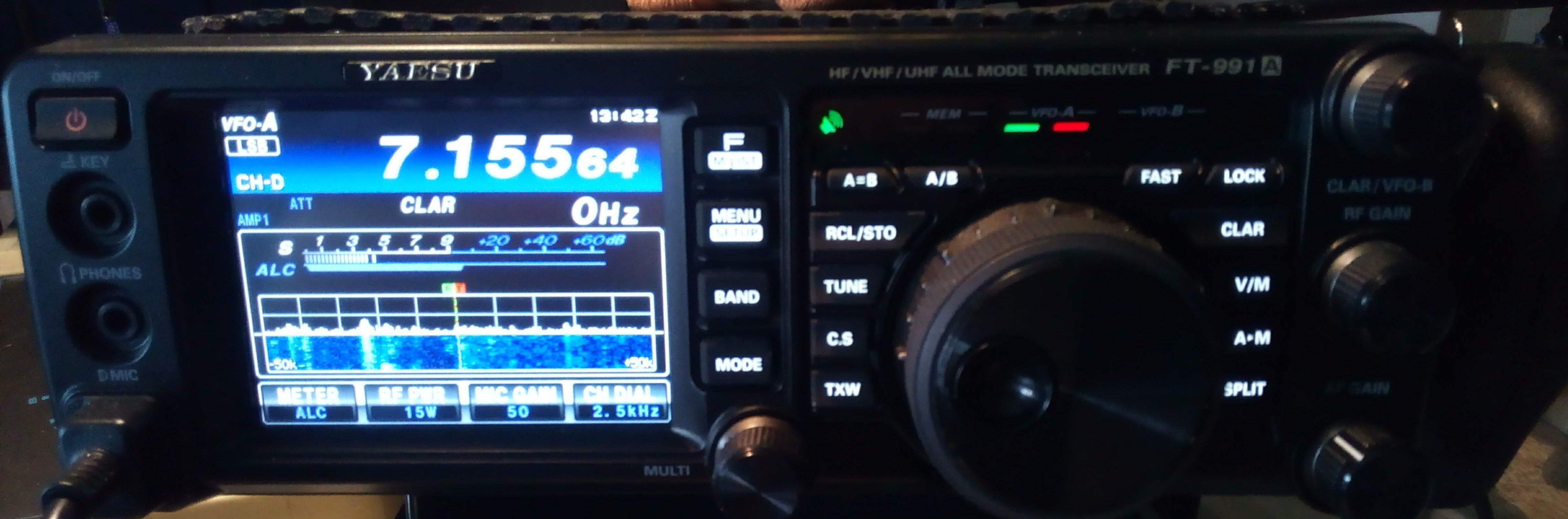 Yaesu FT 991 A