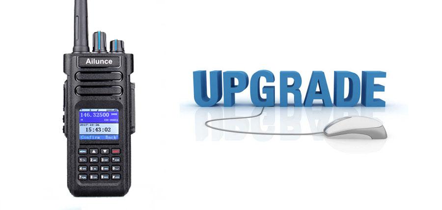 Ailunce HD1 Firmware 1.6.6 / 1.6.4 und CPS 2.18