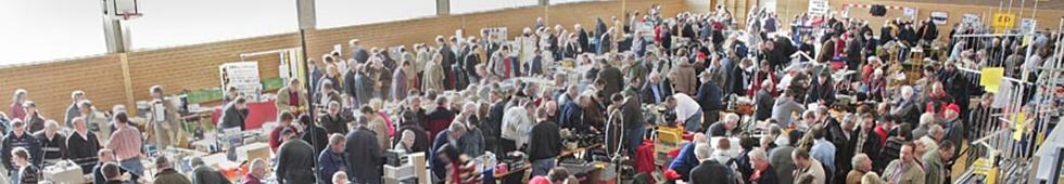 Verschiebung – Der 39.Bergheimer Amateurfunk-Flohmarkt findet am 13. Juni 2020 statt