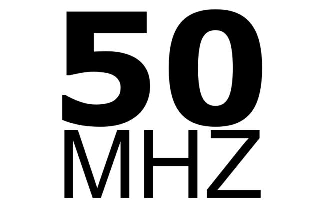 Nutzung des Frequenzbereichs 50–52 MHz