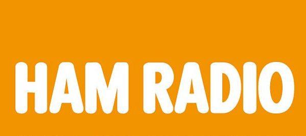 Gute Nachrichten: HAM RADIO 2021 vom 25. – 27. Juni 2021